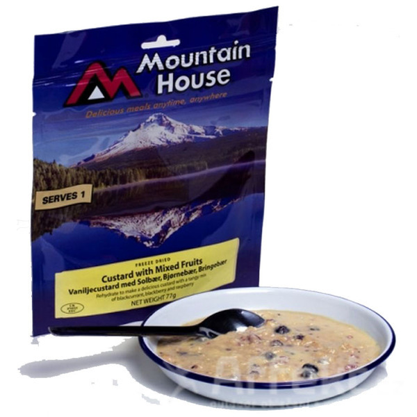 Mountain House Pudink ovoce